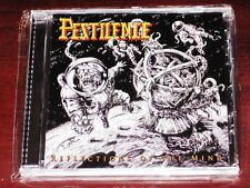 Pestilence: Reflections of the mind CD 2016 Vic Records NETHERLANDS vic121cd