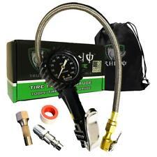 RHINO USA Tire Inflator Pressure Gauge (100 PSI)
