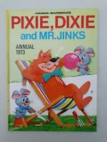 Pixie, Dixie & Mr Jinks Annual  1973  World Distributors 70s TV children's book