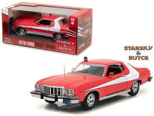 Greenlight 1/24 1976 Ford Gran Torino Starsky & Hutch TV Series Diecast (84042)
