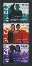 NEW ZEALAND 2017 WOMEN'S SUFFRAGE FINE USED
