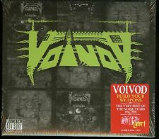 Voivod Build Your Weapons The Very Best Of The Noise Years 1986-1988 CD new