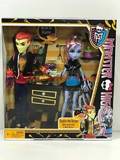 Monster High Doll Home Ick Abby Bominable Heath Burns New in Box Retired