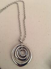 """Lia Sophia Circlet necklace, 16-19"""" NWT, RV $42"""