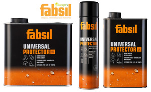 FABSIL Tent Awning Canvas Clothing Waterproofing Proofer 400 600 1L 2.5L