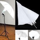 """33"""" 83cm photography Pro Studio Reflector Translucent White diffuser Umbrella"""