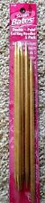 Susan Bates Silvalume Double Point Knitting Needles size 10 (set of 5) dpn