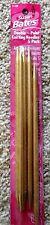 Susan Bates Silvalume Double Point Knitting Needles size 10 (set of 5) dpn
