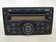 NISSAN QASHQAI J10 06-13 RADIO STEREO CD PLAYER HEAD UNIT 28185JD00A
