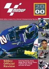 MotoGP - Bike  World Championship Grand Prix - Official review 2000 (New DVD)