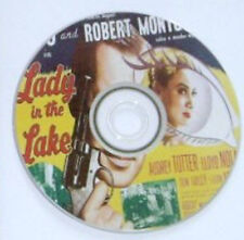 FILM NOIR 012: LADY IN THE LAKE  Robert Montgomery, Audrey Totter