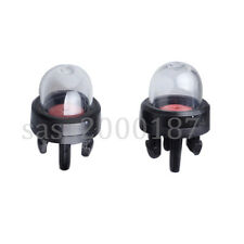 2pcs Primer bulb For Mcculloch 2000 3500 3516 3200 3205 3210 3214 3216 Chainsaw