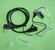 Air Tube Earpiece For ICOM Radio IC-V8 IC-V80 IC-V80E IC-V82 IC-U82 IC-V85