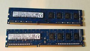 SK Hynix 12GB (8GB &4GB)PB 2Rx8 PC3L-12800U DDR3 RAM Memory