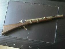 stylo porte mine ancien fusil