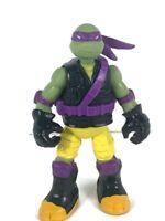 Viacom Teenage Mutant Ninja Turtles Action Figure Toy Donatello TMNT 2012 12cm