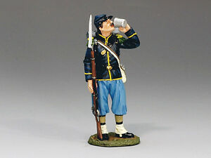 """King & Country """"Thirsty Work""""  83rd Pennsylvania Union Rifleman CW039 RETIRED!"""