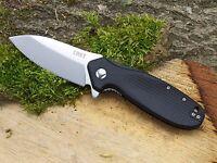 CRKT Hi Jinx Z Einhandmesser Taschenmesser 4116 Stahl Linerlock Clip 01CR281KXP