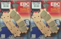 EBC Brake Pads FA717HH (2 Packs - Enough for 2 Rotors)