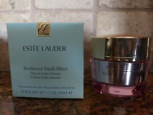 Estee Lauder Resilience Lift Firming/Sculpting Oil-In-Creme Infusion 1.7oz NIB