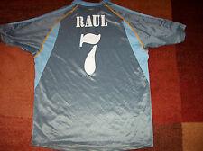 2003 2004 Real Madrid Raul Lejos Camiseta De Fútbol Jersey Camiseta España