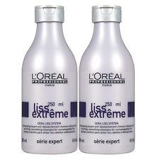 L'Oreal Professionnel Liss Extreme Shampoo 8.45 fl oz (Pack of 2)