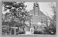 Bucyrus Ohio Epworth Methodist Episcopal Church Vintage Postcard K58489
