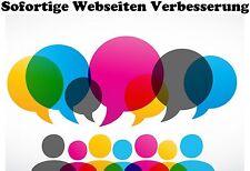 200 Social Bookmarks SEO für Ihre Webseite - Mehr Webseiten Besucher -Werbung PR