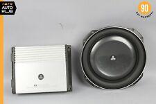 """JL Audio 13"""" Subwoofer 13TW5-3 W/ G1700 700W Class D Monoblock Amplifier AMP"""