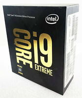 Intel Core i9-7980xe 2.6GHz 18 core Processor with Asus x299 Deluxe motherboard