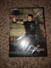 Weapons Training W/Matt Emig Double Chux Dvd A3