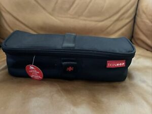 Skip Hop Pottery Barn Kids Insulated Zipper  Cooler Bag With Food Containers