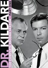 Dr. Kildare: Temporada 2 (9 DISCOS 1962) - RICHARD CHAMBERLAIN, RAYMOND MASSEY