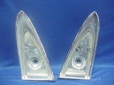 1957 57 Lincoln Premiere Tail Light Chrome Trim Moulding Taillight Lamp