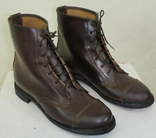 Reed Hill Brown Leather Paddock Boot Ladies size 5 1/2C
