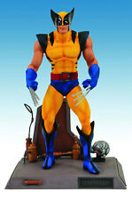 Marvel Select Wolverine Action Figure in Yellow Costume NOV083698