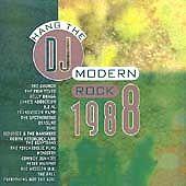 New: Modern Rock, R.E.M., INXS, Erasu: Modern Rock 1988:Hang the DJ  Audio Casse