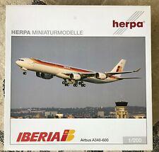 Herpa Iberia A340-642 1:200 553865