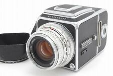 【Exc+++++】Hasselblad 500 C w/ Planar 80mm F/2.8 Film Magazine From Japan #0128