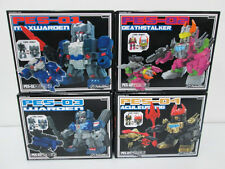 PES 01~04 Transformers Perfect Effect PES SERIES SET OF 4 IN STOCK