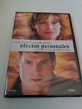 """DVD """"EFECTOS PERSONALES"""" PRECINTADO SEALED ASHTON KUTCHER MICHELLE PFEIFFER"""