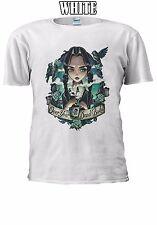 Wednesday Addams The Addams Family T-shirt Vest Tank Top Men Women Unisex 2530