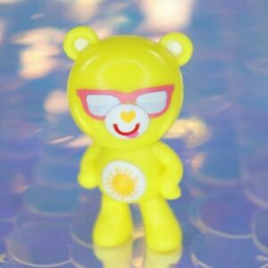Care Bears FUNSHINE BEAR CARE-MOJI Emoji Figure 2017 Blind Bag Series 1 BE686