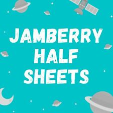 Jamberry Half Sheets - Current, Retired, Exclusive (3 of 5)