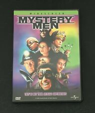 Mystery Men Dvd Ben Stiller, Janeane Garofalo, William H. Macy