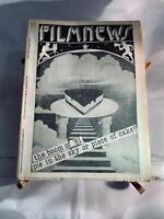 Filmnews, 1981, vintage film entertainment newspaper, Australia x16