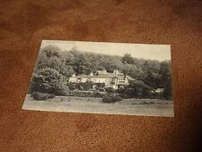 Early  Postcard- Brantwood House - Nr Coniston Lake District / Cumbria - Ruskin
