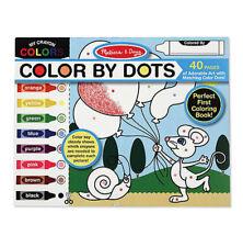 Melissa & Doug Color by Dots #4006