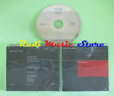CD KEITH JARRETT La scala 1997 germany ECM 1640 (Xs2) no lp mc dvd
