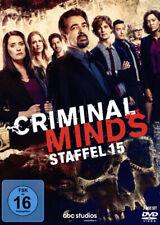 Criminal Minds - Staffel 15 (DVD)